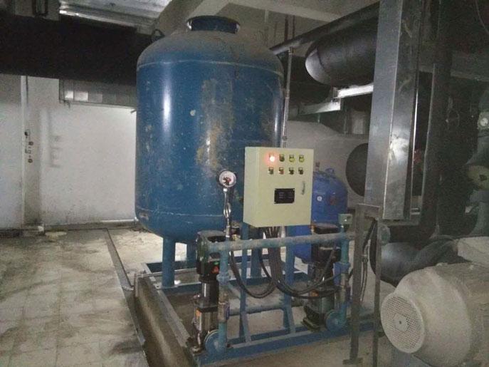 变频泵定压补水装置特点和基本原理