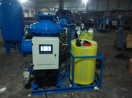 厂家解析物化全程综合水处理器